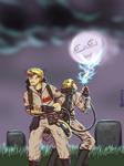 [USUKUS] I ain't afraid of no ghost