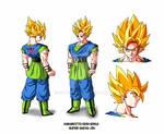Goku AF SSJ