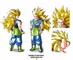 Goku AF SSJ3