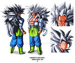 Goku AF SSJ5
