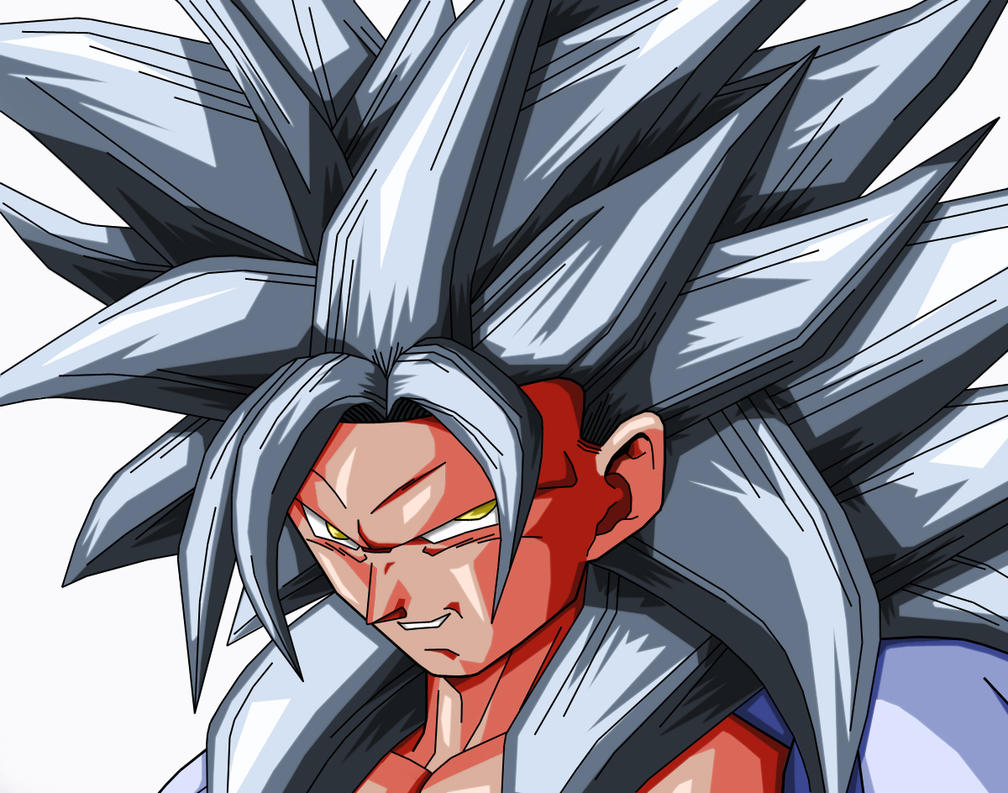 son goku ssj5 by ~salvamakoto on deviantART - pTax.dyndns.org.