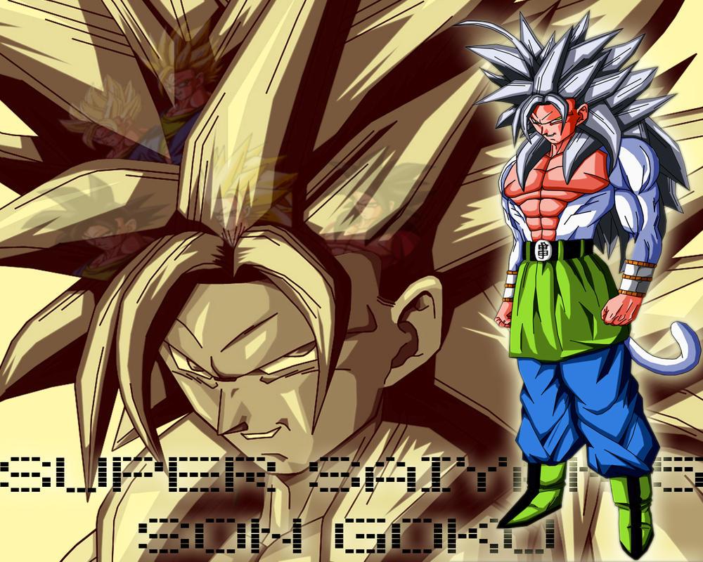 Wonderful Wallpaper Dragon Ball Z Deviantart - son_goku_af_wallpaper_by_gothax  Trends_292173 .jpg
