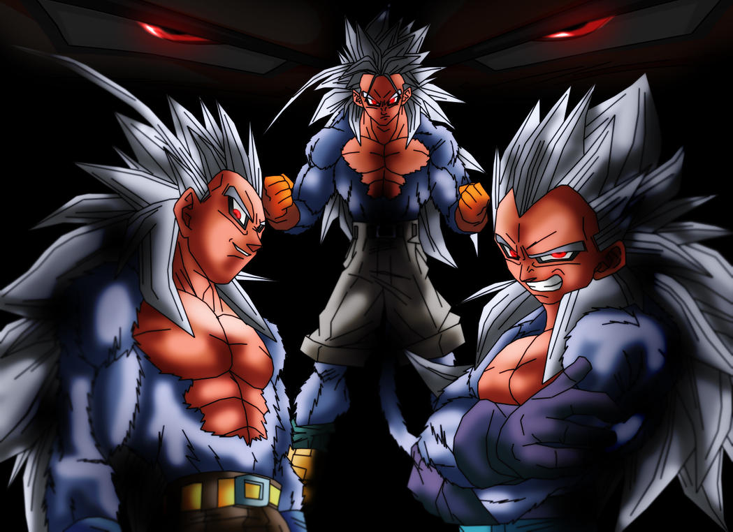 Fotos de dragon ball AF