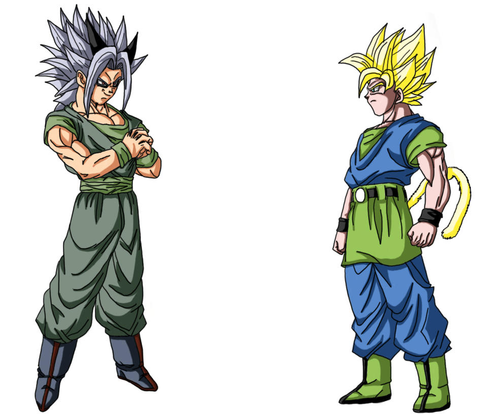 Xicor and Goku by Gothax on DeviantArt  Xicor and Goku ...