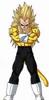 Gold Vegeta
