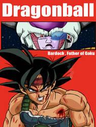 Father of Goku by Gothax