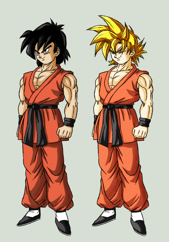 Would been nice to see this fight Future Goten