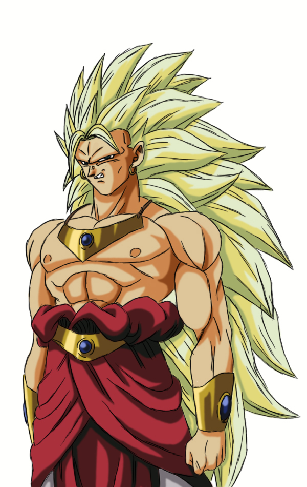 FUTURE Trunks Super Saiyan 3 2011