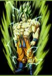 Son Goku LSSJ