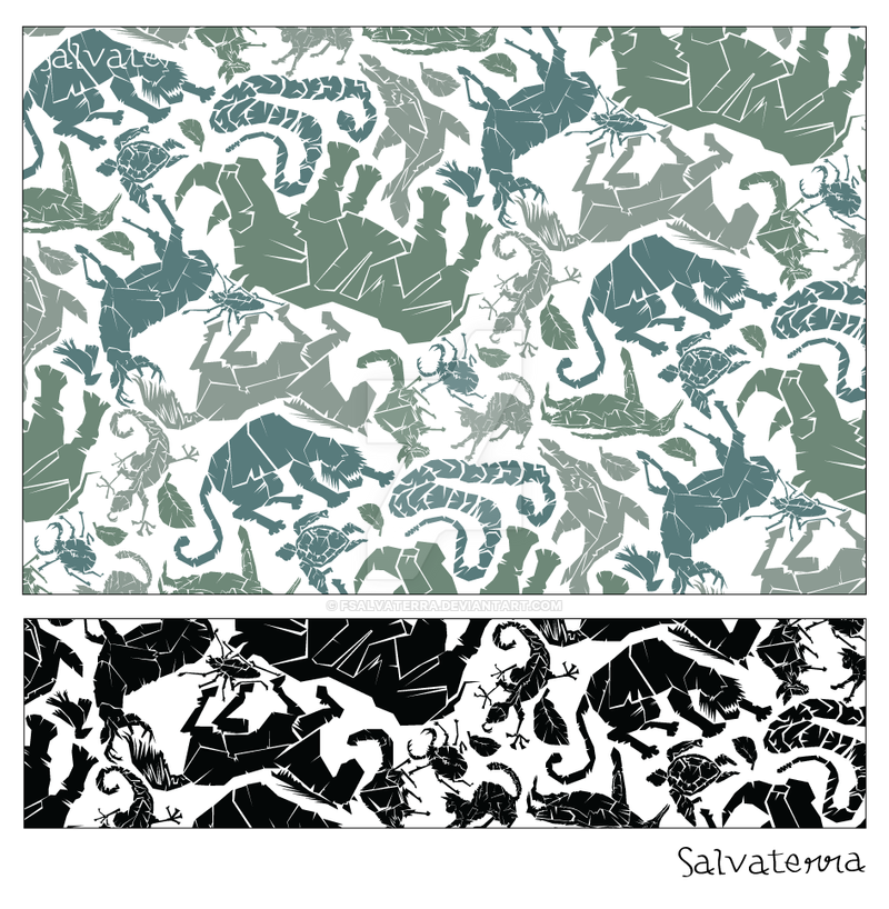 a print of animal magnetism by Fsalvaterra