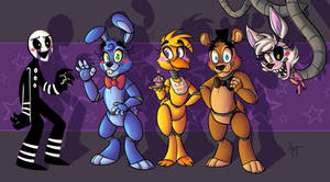 five nights at freddy's 2 by atachi00