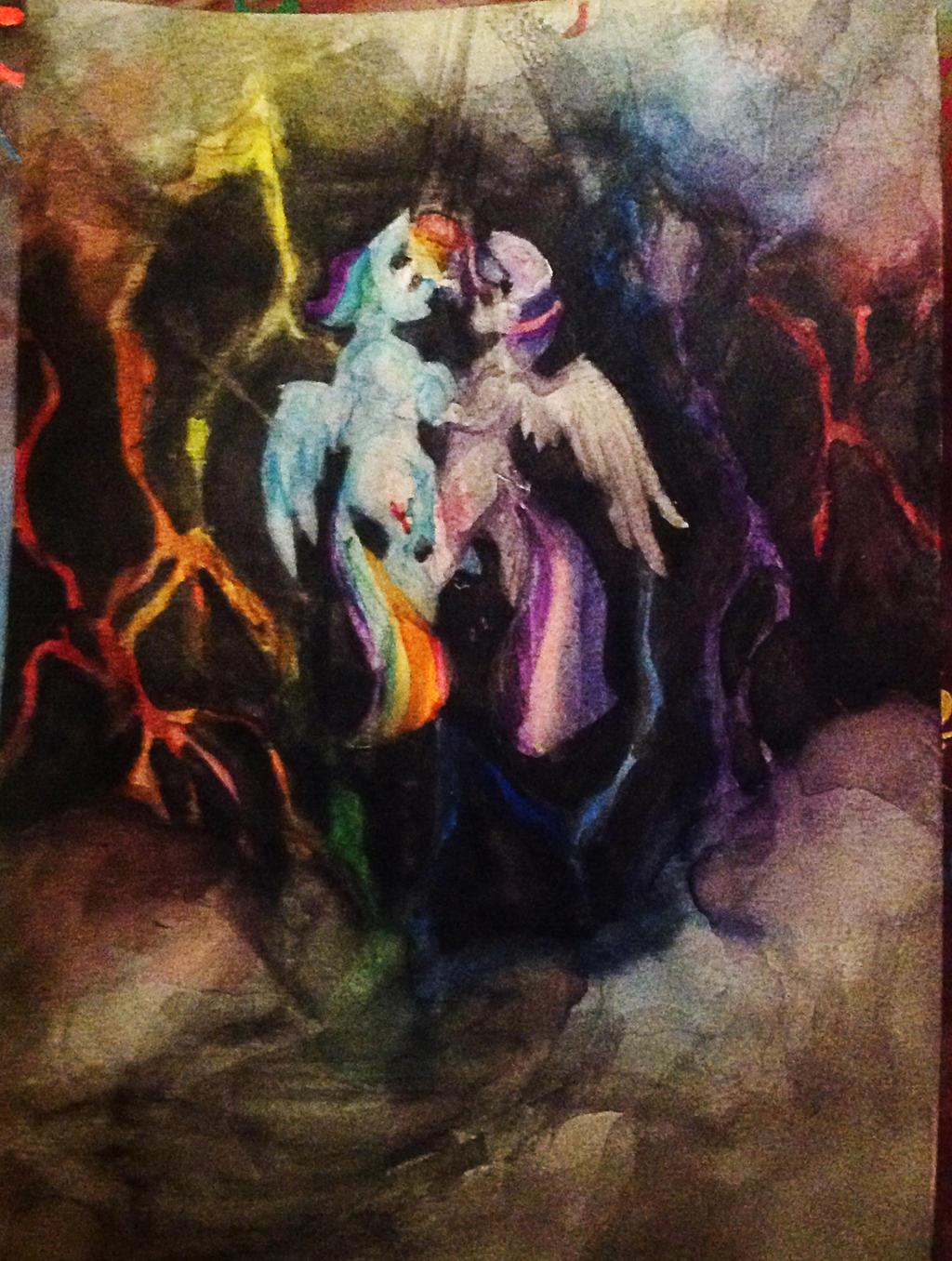 Electric Love by mylittlelevi64