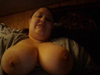 Sunday Morning Tits by KinkyKitsune86