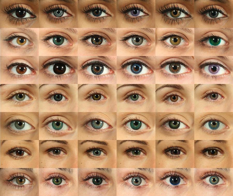 Eyes wall by nicubunu