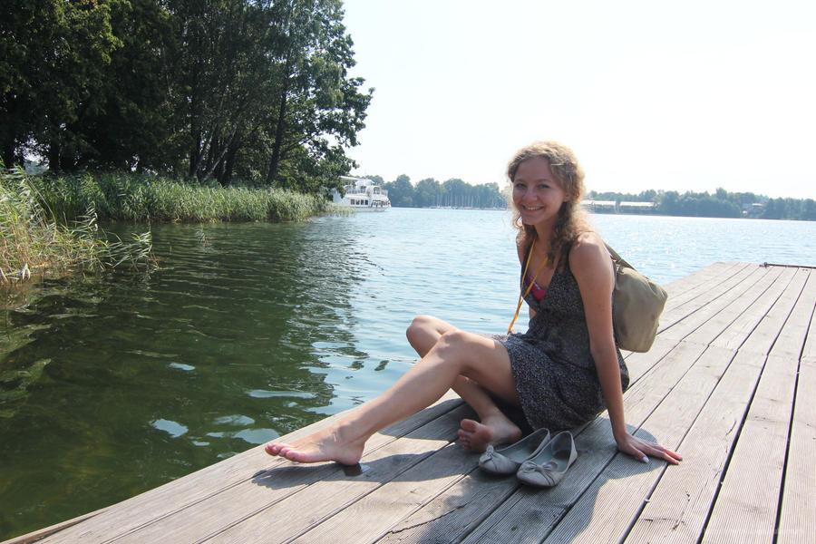 On The Docks By Nicubunu On Deviantart