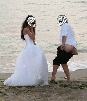 Troll marriage