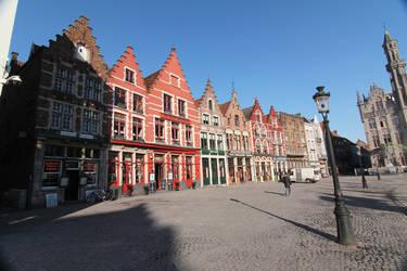 Belgian houses by nicubunu