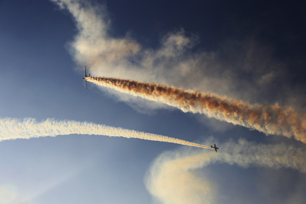 Airshow by nicubunu