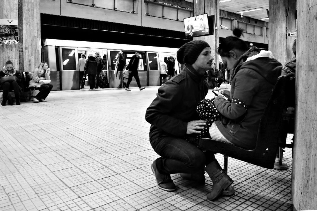 Subway love by nicubunu