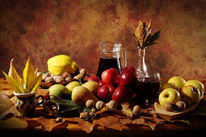 Still autumn by nicubunu