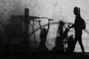 A story with shadows by nicubunu