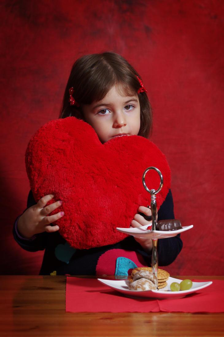Countdown to Valentine's by nicubunu