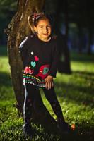 Little lady by nicubunu