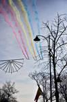 Tricolor Airplanes