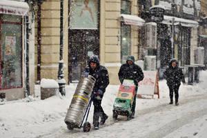 Winter supplies by nicubunu