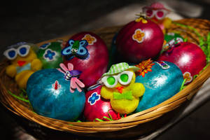 Easter Eggs by nicubunu