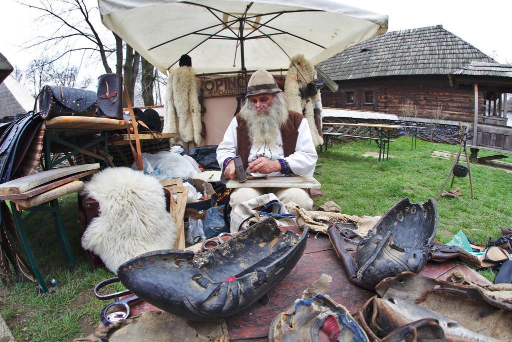 The shoemaker by nicubunu
