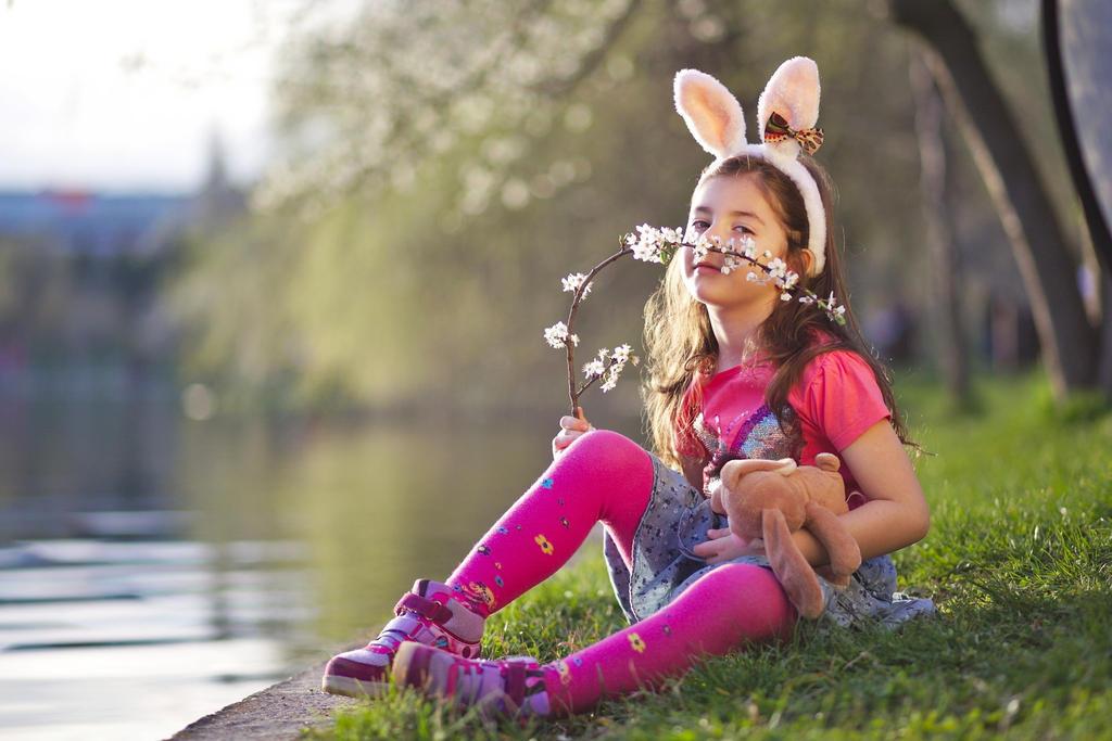 Waiting for Mr. Bunny by nicubunu
