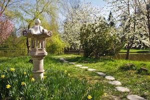 Spring path by nicubunu