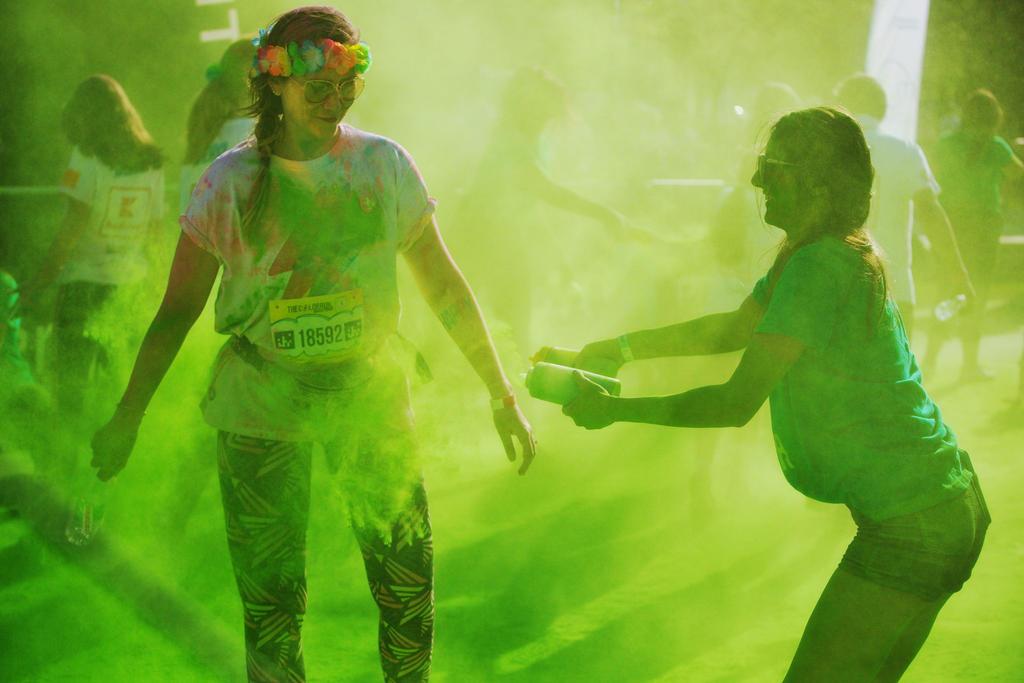 Green is fun by nicubunu