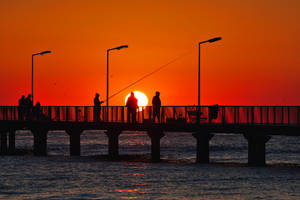 Fishing for the Sun