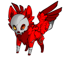 MyFox.png Blood by TreePotatoYeetQueen