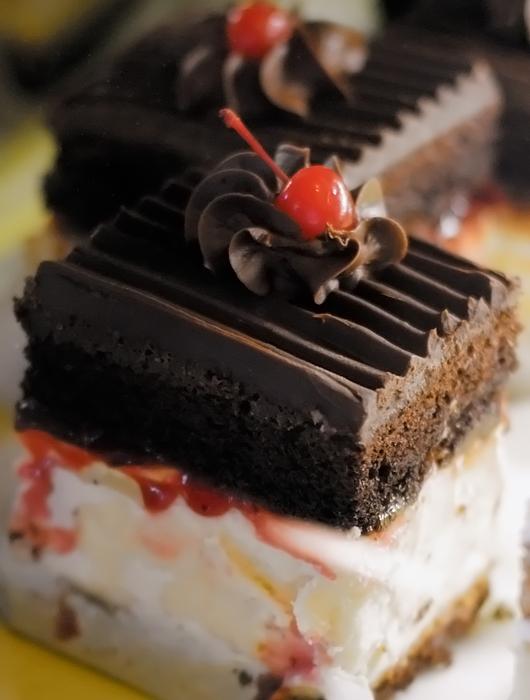 Chocolate Cake by lilkoda16