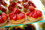 Boulangerie Strawberry Tarts