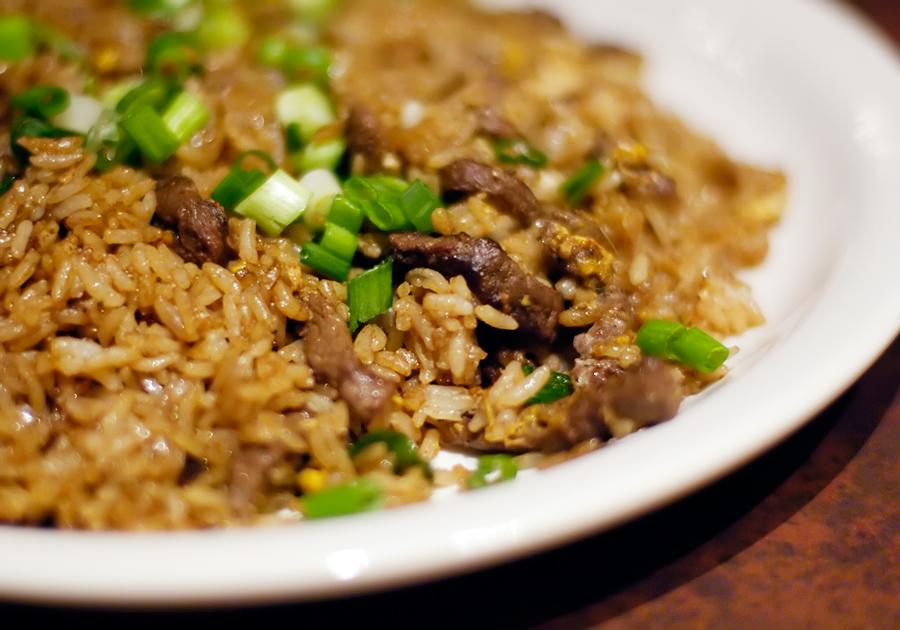 Beef Fried Rice by lilkoda16