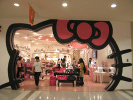 Sanrio Store by lilkoda16