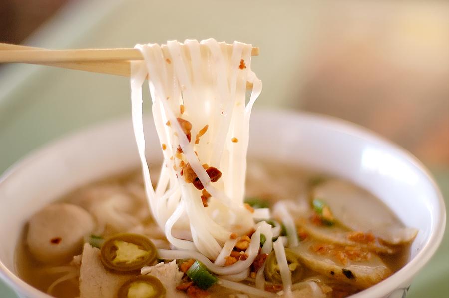 Thai Noodle Soup by lilkoda16