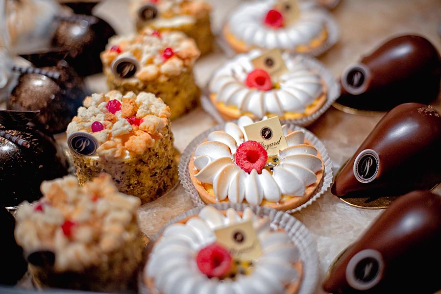 Payard Patisserie Desserts by lilkoda16