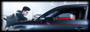 Audi LOVE photoshoot 3