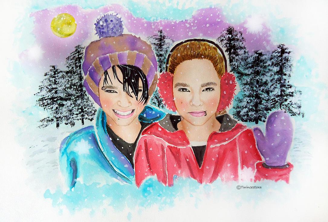 Hello december... by twincestoxa