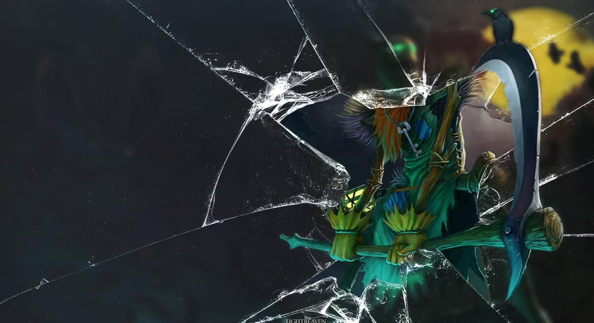Break Screen Wallpaper Fiddlesticks Classic 1080p By Lightreaven
