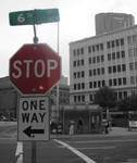 The City: Stop, One Way PC