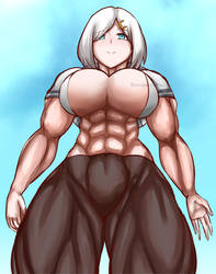 big buff hamakaze