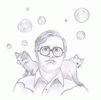 Bubbles - Trailer Park Boys by alicespants