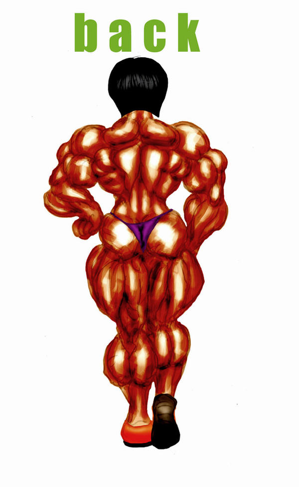 powered by hotaru deviant art female muscle Wallpaper Lovers