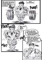 How to educate a muscular baby vol1 sample3 by e19700
